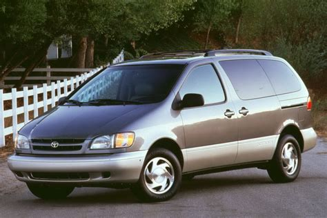 toyota sienna 1999 manual reviews prices ratings with various photos