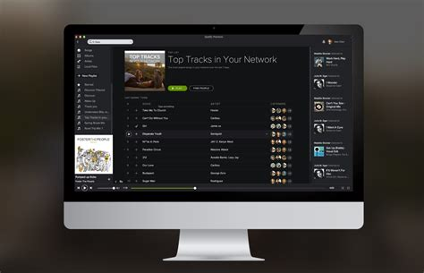 Find Spotify Spotify Now Lets You Find Out The Top Tracks Amongst Your Friends
