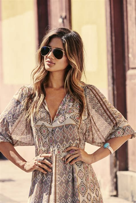 was ist boho boho chic style der lieblings festival look