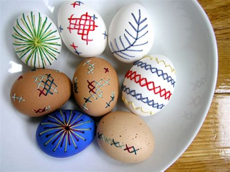 Menarik Cangkang Telur Bisa 5 tips menghias telur paskah yang unik dan cantik airy