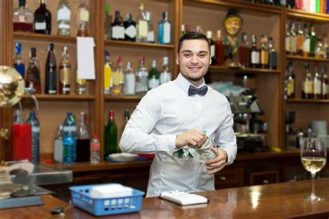 bartender description