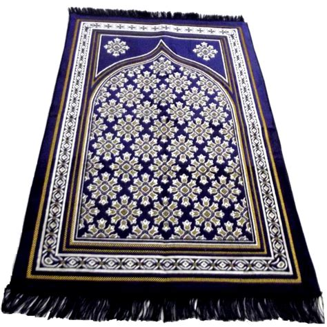 design photo mat design padded prayer mat purple