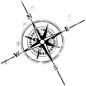 30 latest compass tattoo designs