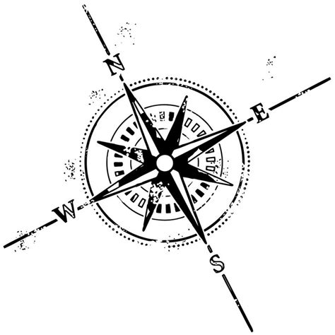 nautical compass rose tattoo 30 compass designs