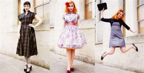 the rise fall and resurrection of vintage clothing