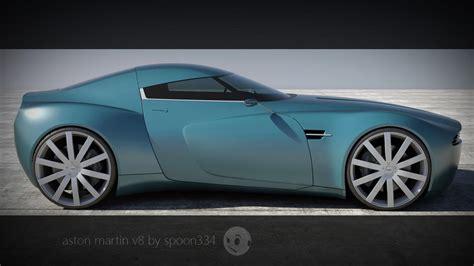 concept aston martin aston martin v8 vantage design concept by narcis mares is
