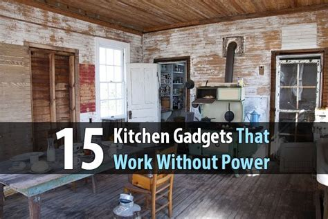 Kitchen Gadgets Without Electricity 15 Kitchen Gadgets That Work Without Power
