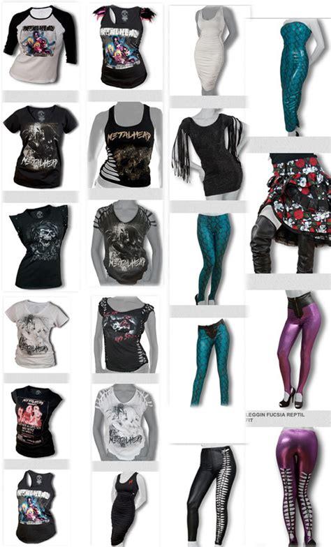 imagenes de mujeres rockeras y metaleras pilar rubio y sus dise 241 os metal rock qu 233 me pongo