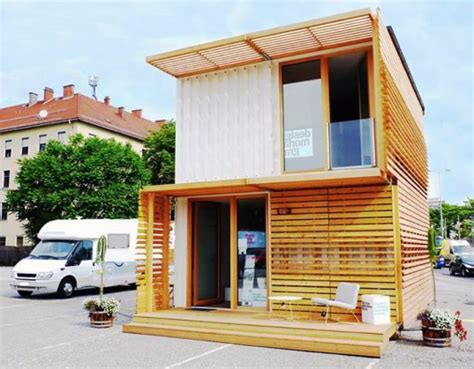 container bed by dielle 171 inhabitat green design innovation architecture green building modular modern commod house is made from recycled shipping