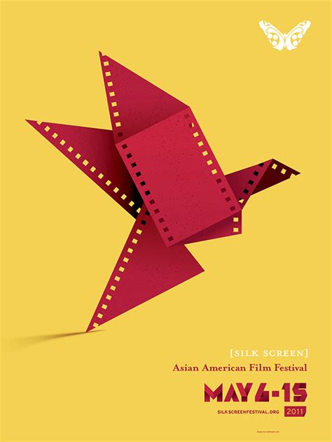 Origami Documentary - silk screen asian american festival on behance