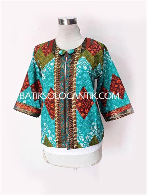 baju blazer 2014 blazer batik modern baju kerja batik