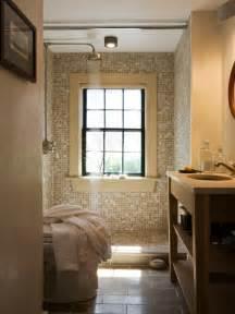 Bathroom Shower Window Window In Shower Houzz