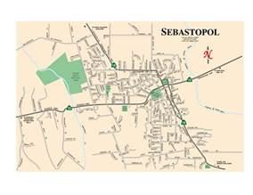 sebastopol map 101 things to do wine country