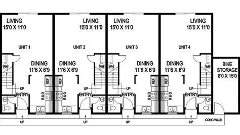daisy fourplex design plan 085d 0867 house plans and more daisy fourplex design plan 085d 0867 house plans and more