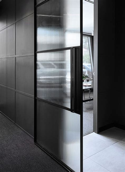 Sliding Glass Doors Melbourne Lechte Office Fitout In Melbourne By Plus Architecture Be Cool Conference Room And Offices