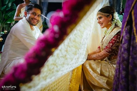 Marriage Bridal Pics by Naga Chaitanya Wedding Photos The Pictures From