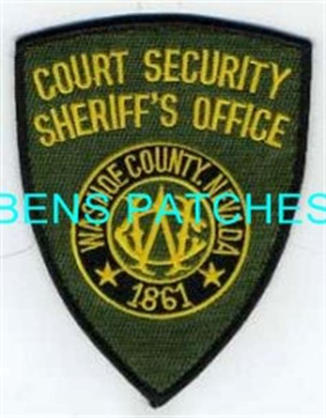 Washoe County Nevada Court Records Ben S Patch Collection
