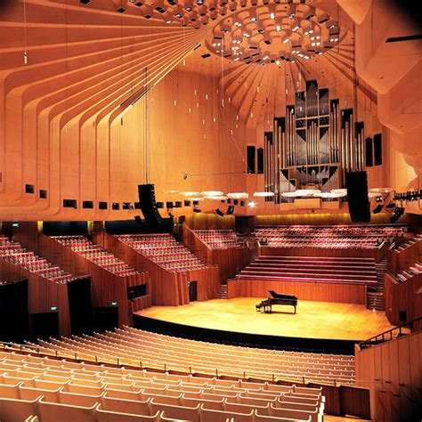 Seats In The House by Camatic Seating Projects Sydney Opera House