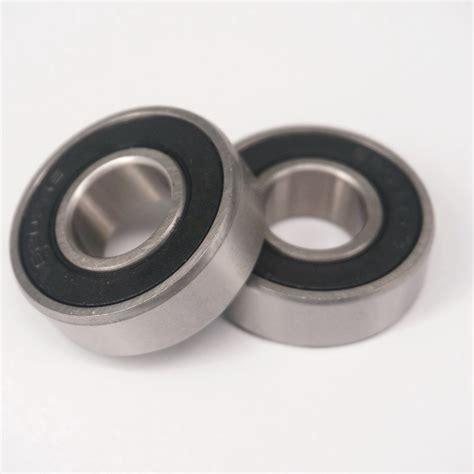 Bearing 6302 2rs Djh 6302 2rs 15x42x13mm abec3 thin wall shielded groove bearing ebay