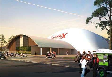 smp motocross sydney indoor motox park smp to build mx stadium