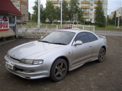 Toyota Curren For Sale 1998 Toyota Curren Pictures 2 0l Gasoline Ff Manual