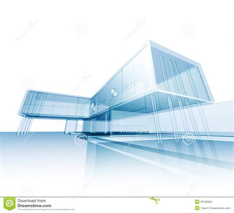 building concept modern concept building stock illustration image of style