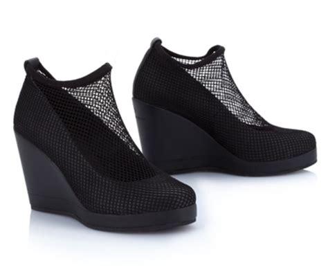 Sepatu Wedges Motif Zebra As025 fornarina britt wedges all of it shoes wedges