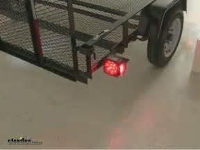 miro flex led trailer stop turn light stud mount 15