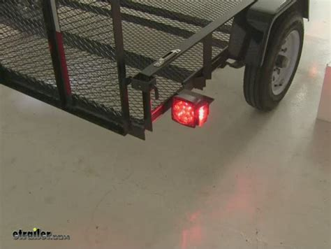 how to install led trailer installation of the optronics