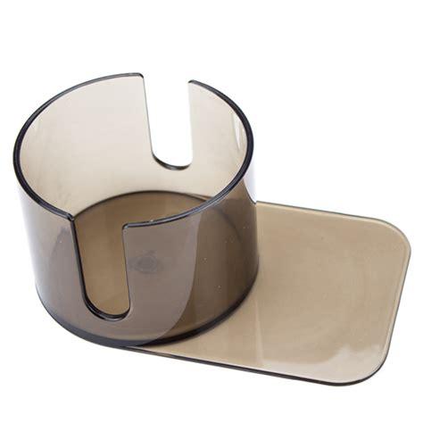 Plastic Poker Table Cup Holder Jumbo Slide Under Table Cup Holders