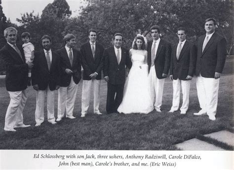 JFK Jr as Best Man at wedding of Anthony Radziwell