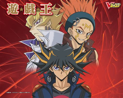 yugioh 5ds and yusei yugioh 5ds wallpaper 21831785