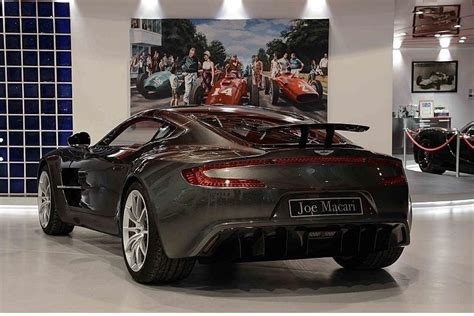 Aston Martin One 77 Price Tag by Aston Martin One 77 Up For Sale Classic Cars For
