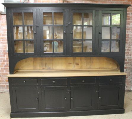 large black china cabinet rustic hutches