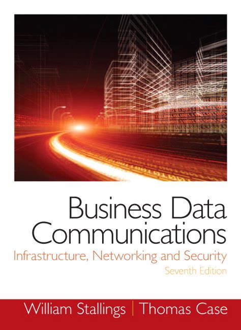 Mba In Networking Infrastructure Management by Test Bank For Business Data Communications Infrastructure