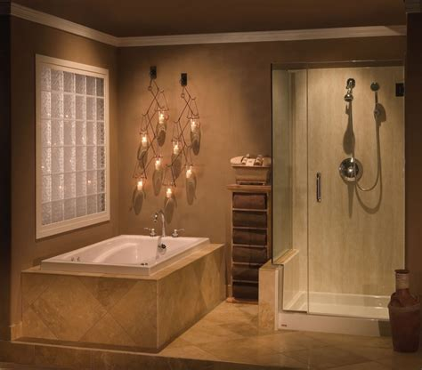Bathroom Tub And Shower Ideas Separate Tub And Shower Options Re Bath Of Illinois