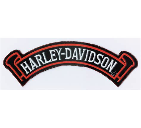 Aufnäher Patches Harley Davidson by Preview