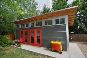 Prefab Studio Shed Prefab Sheds Garage And Shed Contemporary With Studio