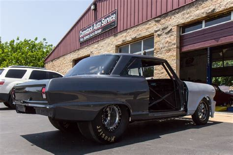 dave s dave s chevy ii nearing completion and