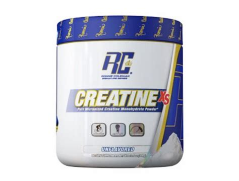 Suplemen Creatine Powder ronnie cole creatine xs suplemen creatine