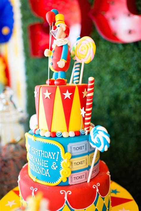 Carnival Giveaways - kara s party ideas circus carnival birthday party