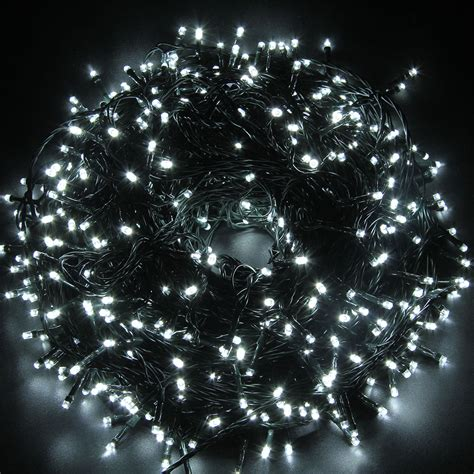 100m lights safe 24v 500led 100m string lights lighting 8 modes
