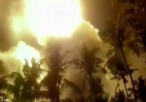 over 100 people killed at hindu temple fire in kerala