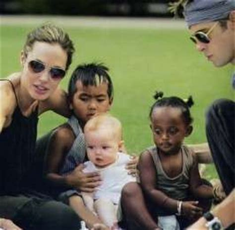 Pitt And Will Adopt Child Number Four by Adoption Addictions Brad Pitt And Want