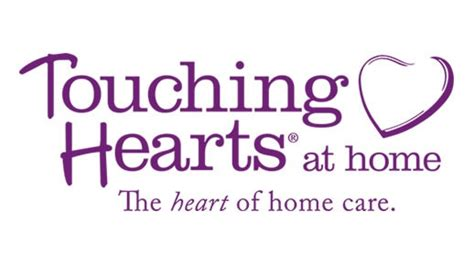 senior home care service touching hearts at home