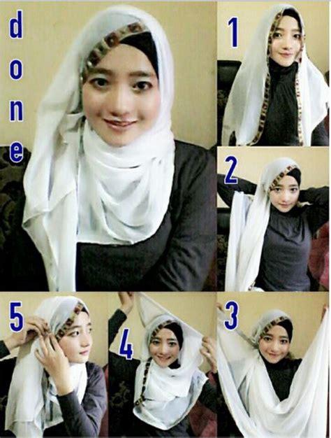 Payet Jilbab gaya jilbab payet praktis tetap cantik co id