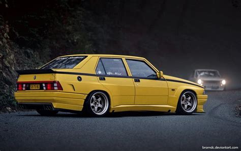 Who Makes Alfa Romeo by Alfa 75 By Bramdc On Deviantart Cars All Makes And