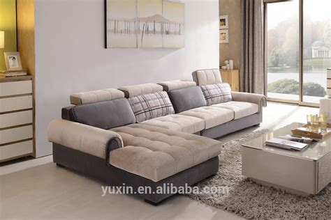 Modern Home Design Enterprise 2015 modern high quality fabric sectional sofa double