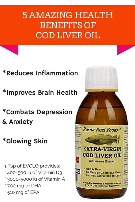 Benefits Of Liver Detox Pills by Best 25 Cod Liver Ideas On Fish Liver