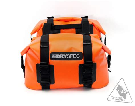Mc S2 Bag Waterproof Bag 20l dryspec d20 waterproof motorcycle drybag saddle bag system